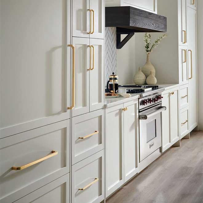 Cabinet Hardware Artistic, High End Kitchen Drawer Pulls